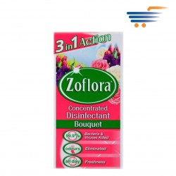 ZOFLORA CONCENTRATED DISINFECTANT - BOUQUET 56ML (PINK)