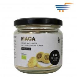 RAW ORGANIC FOOD MACA POWDER 175GR