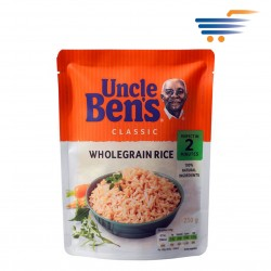 UNCLE BENS SPECIAL MEXICAN STYLE RICE 500GR (2 MINUTES IN MICROWAVE)