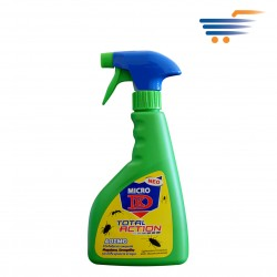 DK TOTAL ACTION LIQUID INSECTICIDE FOR COCKROACHES AND ANTS 400ML
