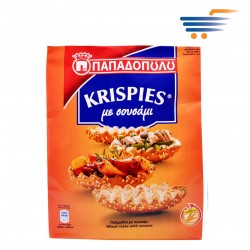 PAPADOPOULOU KRISPIES RUSKS WITH SESAME 200G