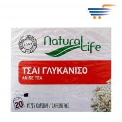 NATURAL LIFE ANISE TEA 26G