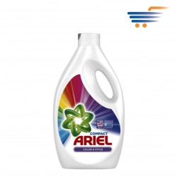ARIEL COLOUR WASHING GEL (49 WASHES) 2695ML