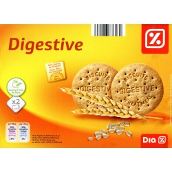DIA DIGESTIVE BISQUITS 800GR