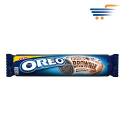 OREO COOKIES CHOCO BROWNIE FLAVOUR 154G