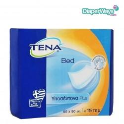 TENA BED PLUS 60X90 15PCS