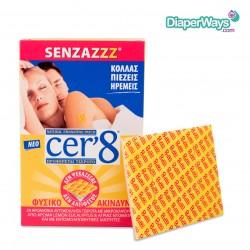 SENZAZZZ CER'8 NATURAL EMANATING PATCH 24PCS