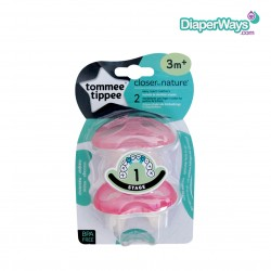 TOMMEE TIPPEE STAGE 1 EASY REACH TEETHER (PINK)