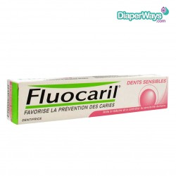 FLUOCARIL SENSITIVE TEETH TOOTHPASTE 75ML