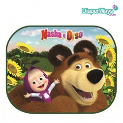DISNEY MASHA & ORSO SUNSHADE FOR CAR WINDOW