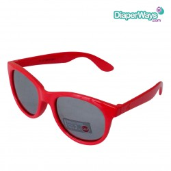 VISIOPTICA MIAMI KIDS SUNGLASSES No5 (RED)