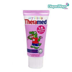 THERAMED JUNIOR TOOTHPASTE WITH FLUORIDE 1-6 YEARS 3X50ML