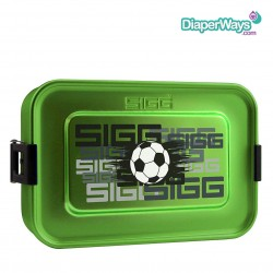 SIGG ALUMINIUM BOX MINI (FOOTBALL)