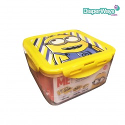 DESPICABLE ME MINIONS DISH CARE SET 3 UTENSILS