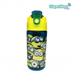 DESPICABLE ME FLIP TOP TRITAN BOTTLE 455ML