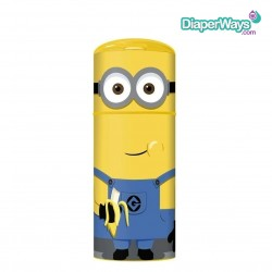 DESPICABLE ME SIPPER BOTTLE 350ML