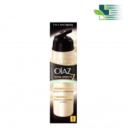OLAZ TOTAL EFFECTS MOISTURE AND PROTECTION WITH SPF 15 FOR SENSITIVE SKINS 50ML