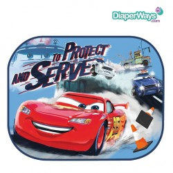 DISNEY CARS SUNSHADE FOR CAR WINDOW (2 PIECES)