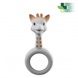 SOPHIE LA GIRAFE SO PURE RING TEETHER 0+ MONTHS