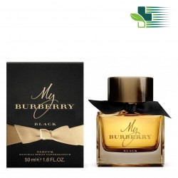MY BURBERRY BLACK PARFUM NATURAL  50ML