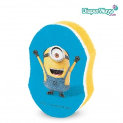 KIDS SPONGE MINIONS (HAPPY MINION)