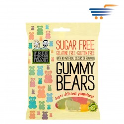 FREE FROM FELLOWS GUMMY BEARS 70GR