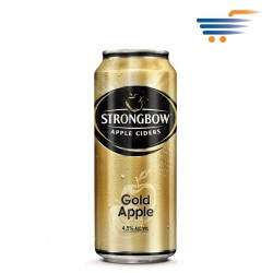 STRONGBOW APPLE CIDERS GOLD APPLE 330ML