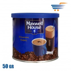 MAXWELL HOUSE INSTANT COFFEE 50GR