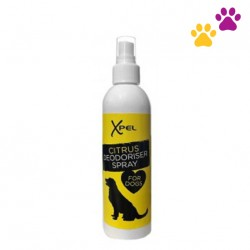 XPEL CIRTUS DEODORISER SPRAY FOR DOGS 250ML