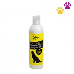 XPEL CIRTUS SHAMPOO & CONDITIONER FOR DOGS 250ML