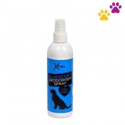 XPEL BLUEBERRY DEODORISER SPRAY 250ML