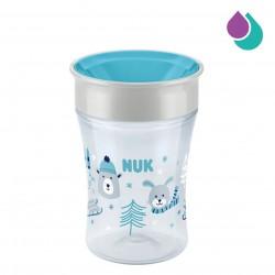 NUK MAGIC CUP 8+ MONTHS (BLUE WINTER)