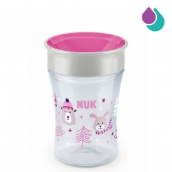NUK MAGIC CUP 8+ MONTHS (PINK WINTER)