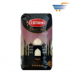 CURTIRISO LONG GRAIN RICE BASMATI 1KG