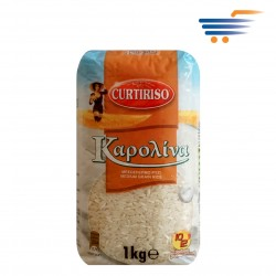 CURTIRISO MEDIUM GRAIN RICE KAROLINA 1KG