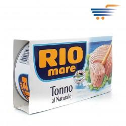 RIO MARE TUNA RIO MARE IN BRINE 2X160GR