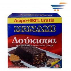 MONAMI DOUKISSA CHOCOLATE CAKE 672G