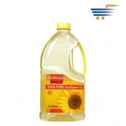 ALOKOZAY SUNFLOWER OIL 3LT