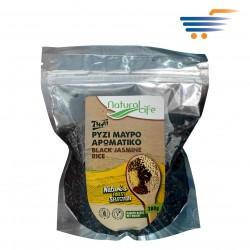NATURAL LIFE BLACK JASMINE RICE 380GR