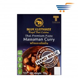 BLUE ELEPHANT THAI PREMIUM PASTE MASSAMAN CURRY 70ML