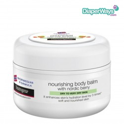 NEUTROGENA NOURISHING BODY BALM WITH NORDIC BERRY 2X200ML
