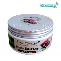 NATURALIS BODY BUTTER WITH CHOCOLATE EXTRACT 300GR