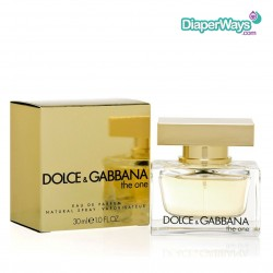 DOLCE AND GABBANA THE ONE 30ML