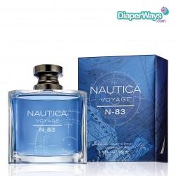 NAUTICA VOYAGE N-83 EDT 100ML