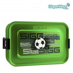 SIGG ALUMINIUM BOX MINI (FOOTBALL)