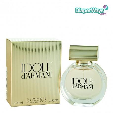 Eau D'armani De Parfum Idole 30ml fYbg76y