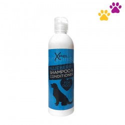 XPEL BLUEBERRY SHAMPOO & CONDITIONER 250ML
