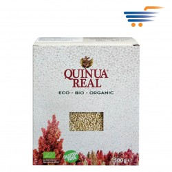 QUINUA REAL ORGANIC QUINOA GRAIN 500GR