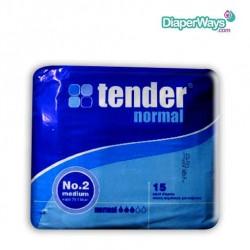 TENDER NORMAL NO.2 MEDIUM 15PCS