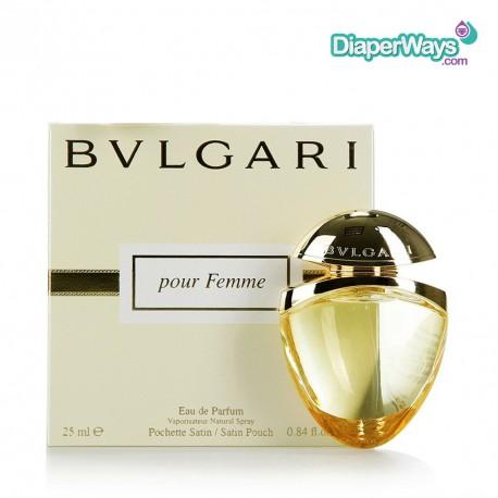 De 25ml Eau Bvlgari Femme Pour Parfum 6gbf7y